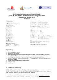 Protokoll 43 - Hohenhorst