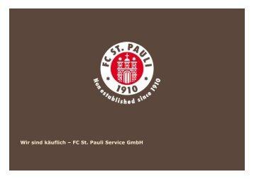 Ballsaal Südtribüne - FC St. Pauli