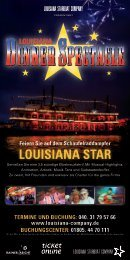 LOUISIANA STAR - Hamburg Locations