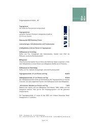 """Tagungspauschale """"S"""" (VDR-zertifiziert) - SIDE Hotel Hamburg"""