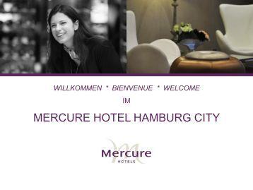 Präsentation Mercure und KAI 10 (PDF) - Hamburg Locations