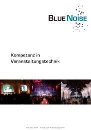 Kompetenz in Veranstaltungstechnik - Hamburg Locations