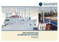 Pooldeck Präsentation (PDF) - Hamburg Locations