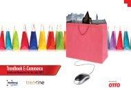 Trendbook E-Commerce – Trend und Neuheiten ... - Hamburg@work