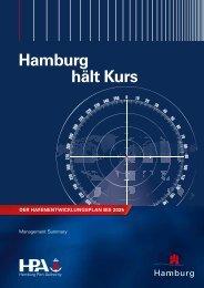 Hafenentwicklungsplan - Hamburg Port Authority