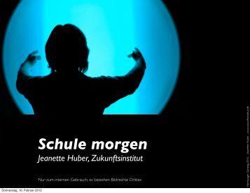 Schule morgen - Ganztägig Lernen - Hamburg