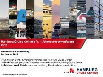Maritime Höhepunkte 2011 - Hamburg Cruise Center