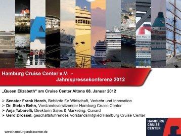 Schiffe - Hamburg Cruise Center