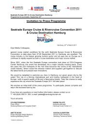 Seatrade Europe_Exclusive Journalist Program.pdf - Hamburg ...