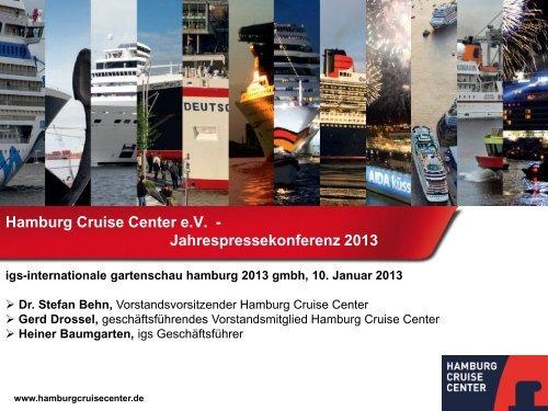 Folien zur JPK des HCC inkl. der Segelliste 2013 - Hamburg Cruise ...