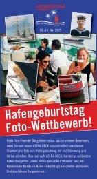 Hafengeburtstag Foto-Wettbewerb! - hamburger-kreis.de