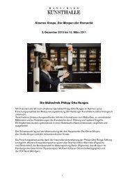 Maltechnik als pdf - Hamburger Kunsthalle