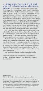 Kursheft H-W_2013_20.#17A40.qxd - Hamburger Kunsthalle - Page 2