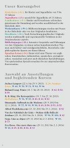 Kursheft H-W_2013_20.#17A40.qxd - Hamburger Kunsthalle - Page 3