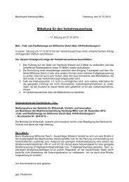 Weitere Mitteilungen.pdf - Hamburg-Mitte-Dokumente