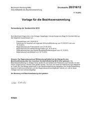 20-316-12 Vorlage Verwendung Sondermittel Oktober 2012