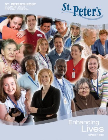 St. Peter's 2007/2008 Annual Report - Hamilton Health Sciences