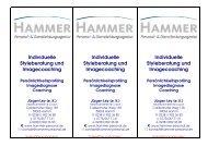 Image & Bewerbungscoaching - Hamm-Mitte.de