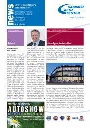 Ausgabe Nr. 40/11 - Hammer Auto Center AG