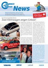 Ausgabe Nr. 29/03 - Hammer Auto Center AG