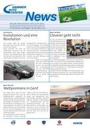 Ausgabe Nr. 43/1 - Hammer Auto Center AG