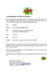 Reitergruppe Gervershof 20.08.2012 Silke - in Hamminkeln