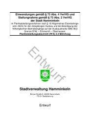 sichtbarer Link-Text - in Hamminkeln