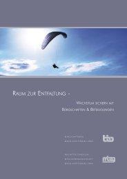 Prospekt Wachstum sichern - Bürgschaftsbank Baden-Württemberg ...