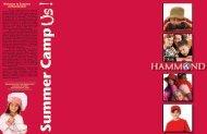 Summer Camp - Hammond School