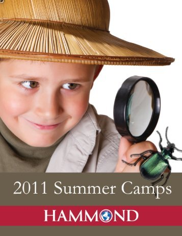 summer camp flyer 2011 final.indd - Hammond School