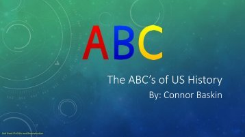 The ABC's of US History