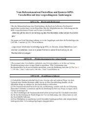 Vom Referentenentwurf betroffene und Kontext-StPO- Vorschriften ...