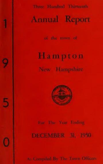1950 - Lane Memorial Library