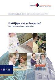 Onderzoek bij de HAN: praktijkgericht en innovatief - Hogeschool ...