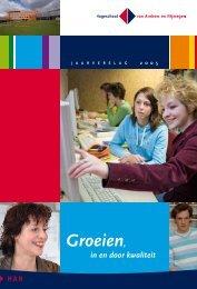 Jaarverslag 2005 - Hogeschool van Arnhem en Nijmegen