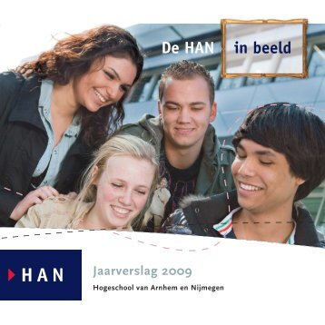 Jaarverslag 2009 - Hogeschool van Arnhem en Nijmegen
