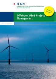 Offshore Wind Project Management