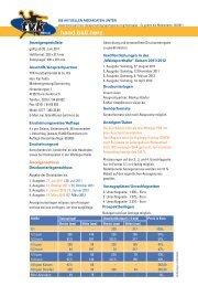Mediadaten (06/11 pdf) - TV Korschenbroich Handball