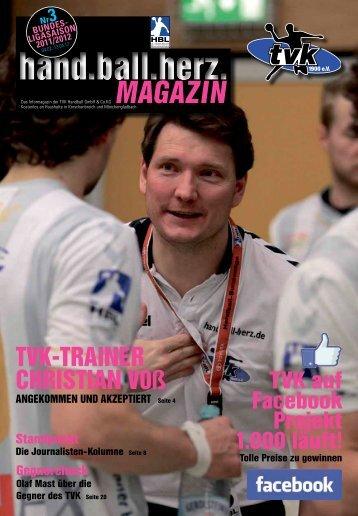 hand.ball.herz. - TV Korschenbroich Handball