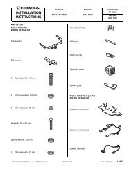 View Installation Instructions - H and A Accessories