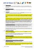 Anweisungen an alle Schiedsrichter und Beobachter des SHV, der ... - Page 3