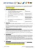 Anweisungen an alle Schiedsrichter und Beobachter des SHV, der ... - Page 6