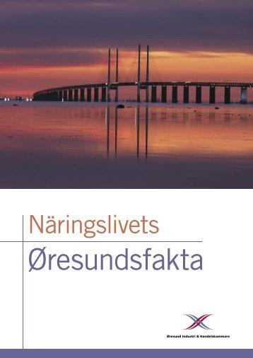Näringslivets Öresundsfakta 2007.pdf - Sydsvenska Industri och ...