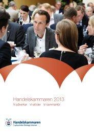 Medlem 2013 Final - Sydsvenska Industri och Handelskammaren