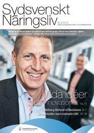 SSNL 2.13 Final - Sydsvenska Industri och Handelskammaren