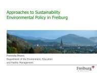 Kooperationen im Klimaschutz in Kommunen