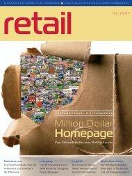 Million Dollar Homepage - Vom Fahrradhändler ... - Handelsverband