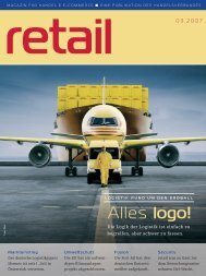 Logistik rund um den Erdball - Alles Logo! - Handelsverband