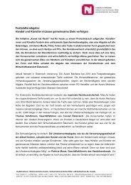 Download Presseinformation - Handelsverband