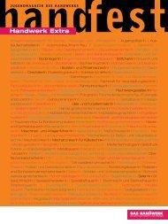 Handwerk Extra - handfest-online.de